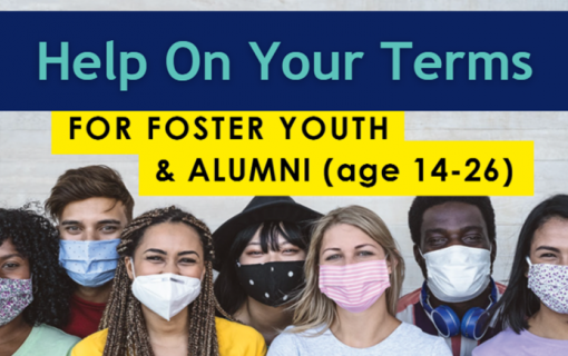 Foster youth and alumni are eligible for more supports during the pandemic